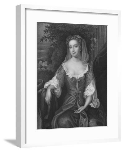 Mrs Lawson-Willem Wissing-Framed Art Print