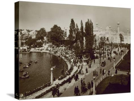 British Empire Exhibition, 1924-25--Stretched Canvas Print