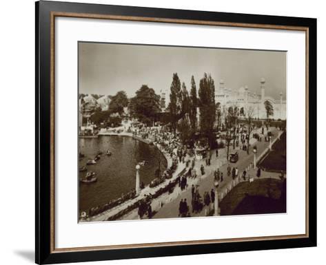 British Empire Exhibition, 1924-25--Framed Art Print