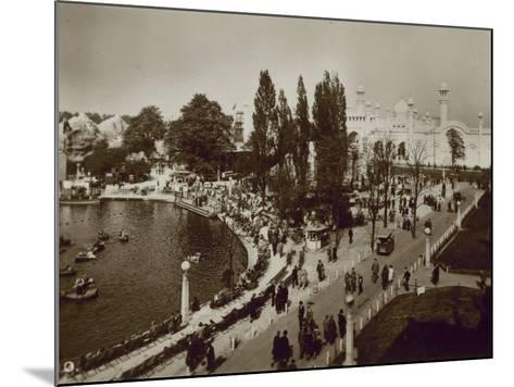 British Empire Exhibition, 1924-25--Mounted Photographic Print