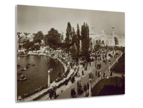 British Empire Exhibition, 1924-25--Metal Print