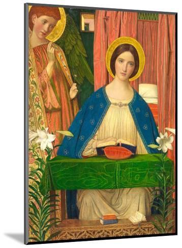 The Annunciation-Arthur Joseph Gaskin-Mounted Giclee Print