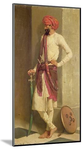 A Kattiwar Sentry-Horace Van Ruith-Mounted Giclee Print