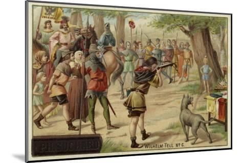 Scene from William Tell--Mounted Giclee Print