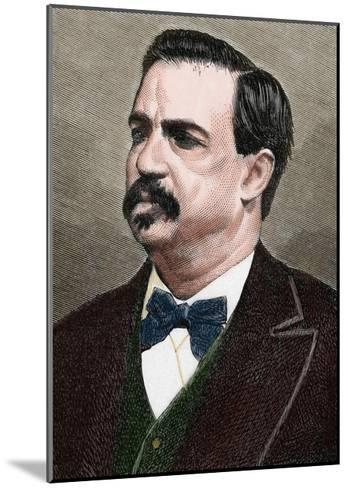 Antonio Canovas Del Castillo--Mounted Giclee Print