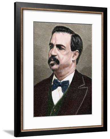 Antonio Canovas Del Castillo--Framed Art Print