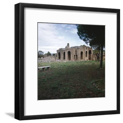 Taurine--Framed Art Print