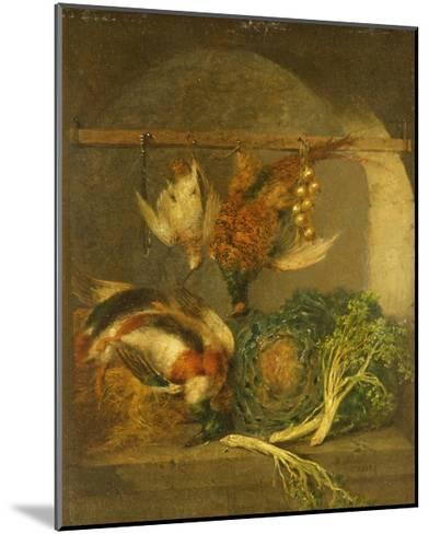 Still Life-Benjamin Blake-Mounted Giclee Print