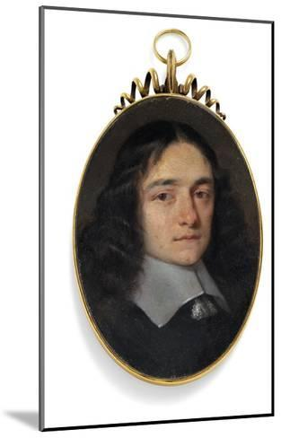 A Gentleman Formerly Called John Milton-William Dobson-Mounted Giclee Print