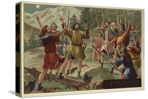 Scene from William Tell--Stretched Canvas Print