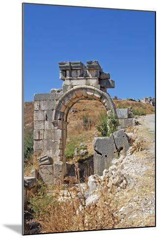 Hellenistic Gate, Xanthos, Turkey--Mounted Photographic Print
