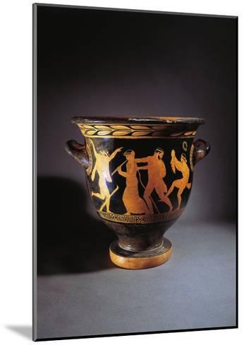 Greece, Athens, Red-Figure Bell Krater--Mounted Giclee Print
