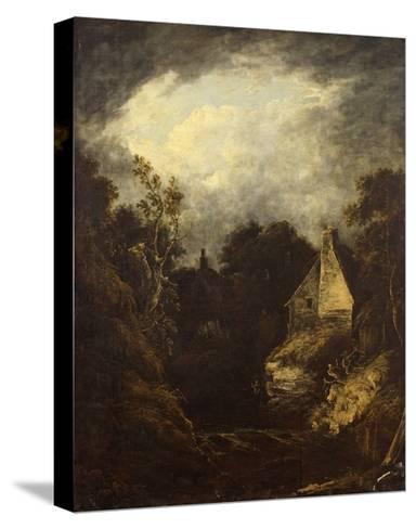 Chippenham Mill, 1809-Benjamin Barker-Stretched Canvas Print