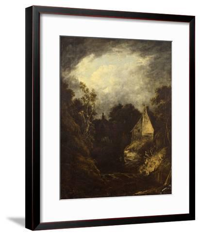 Chippenham Mill, 1809-Benjamin Barker-Framed Art Print