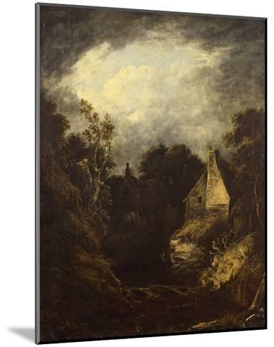 Chippenham Mill, 1809-Benjamin Barker-Mounted Giclee Print