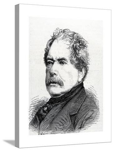 Fox Maule-Ramsay, 11th Earl of Dalhousie--Stretched Canvas Print
