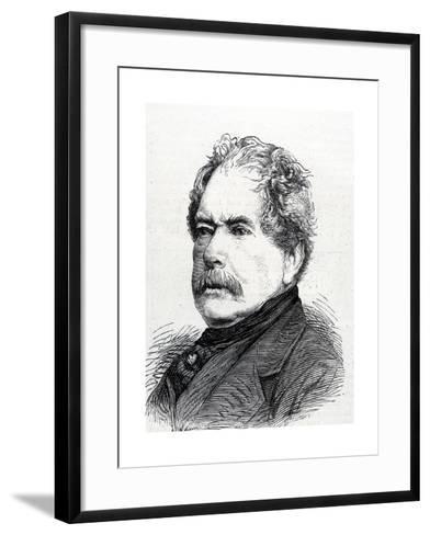 Fox Maule-Ramsay, 11th Earl of Dalhousie--Framed Art Print