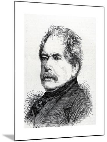 Fox Maule-Ramsay, 11th Earl of Dalhousie--Mounted Giclee Print