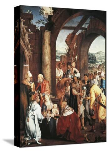 Adoration of Magi, 1511-Hans Von Kulmbach-Stretched Canvas Print