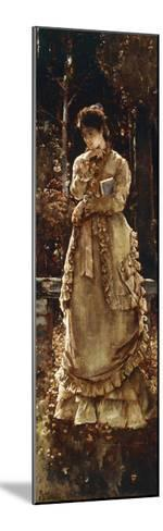 Autumn, 1874-Alfred Emile L?opold Stevens-Mounted Giclee Print
