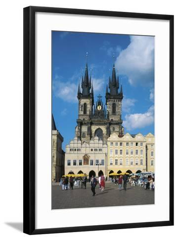 Czech Republic, Prague, Old Town--Framed Art Print