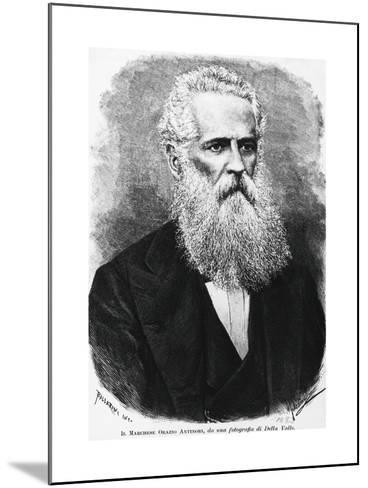 Portrait of Orazio Antinori--Mounted Giclee Print