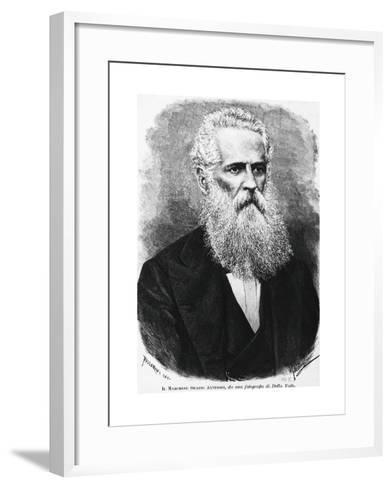 Portrait of Orazio Antinori--Framed Art Print