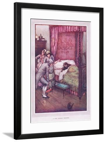 The Lost Chimney Sweeper-Sybil Tawse-Framed Art Print