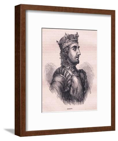 Stephen--Framed Art Print