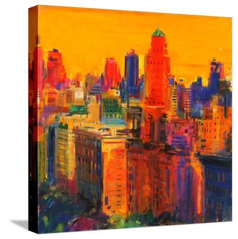 Fifth and Madison-Peter Graham-Stretched Canvas Print