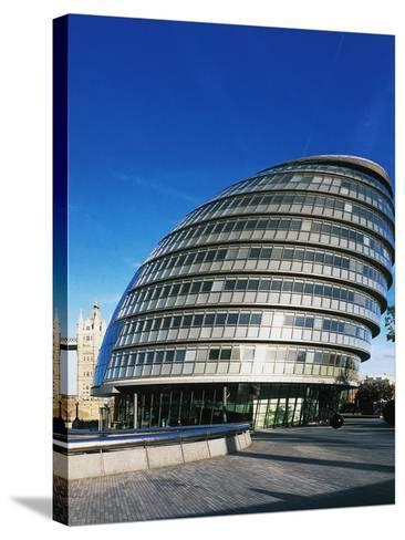 London City Hall--Stretched Canvas Print