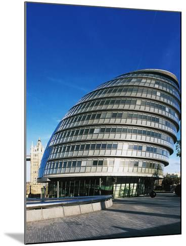 London City Hall--Mounted Giclee Print
