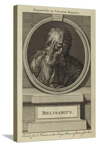 Belisarius--Stretched Canvas Print