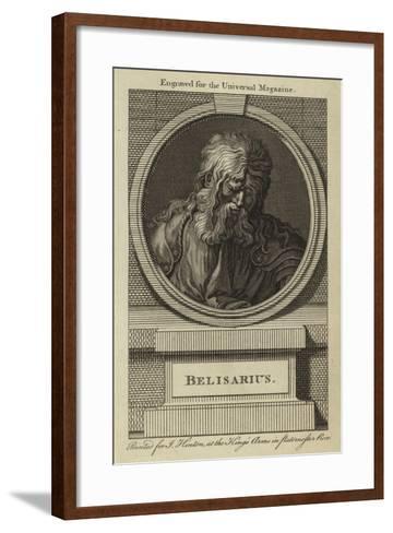 Belisarius--Framed Art Print