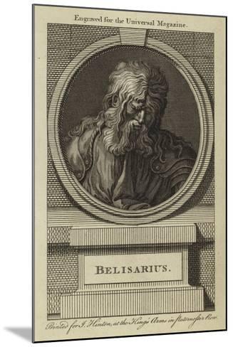 Belisarius--Mounted Giclee Print