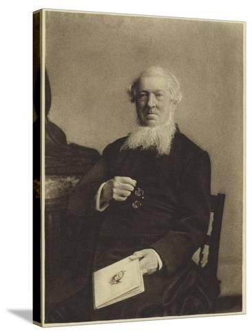 George Rawlinson--Stretched Canvas Print