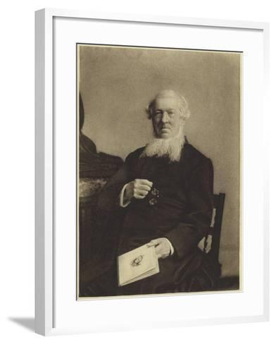 George Rawlinson--Framed Art Print