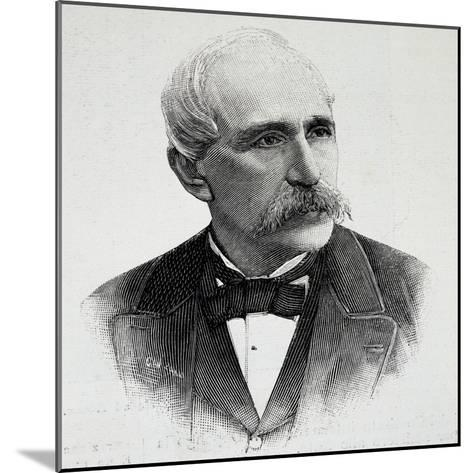Portrait of Georgios Averof--Mounted Giclee Print