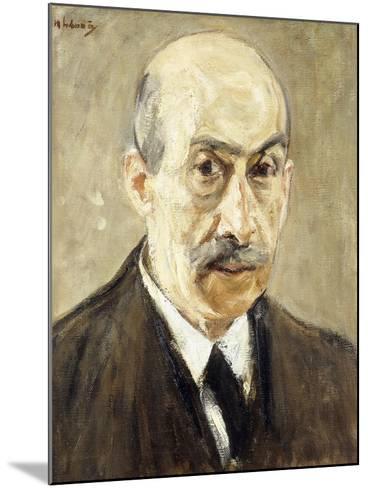 Self-Portrait-Max Liebermann-Mounted Giclee Print