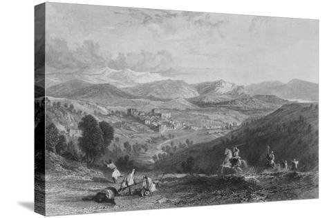 Bethany-Thomas Allom-Stretched Canvas Print