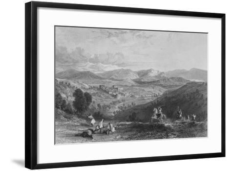 Bethany-Thomas Allom-Framed Art Print
