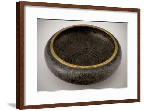 Bowl--Framed Art Print