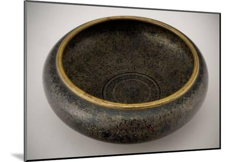 Bowl--Mounted Giclee Print