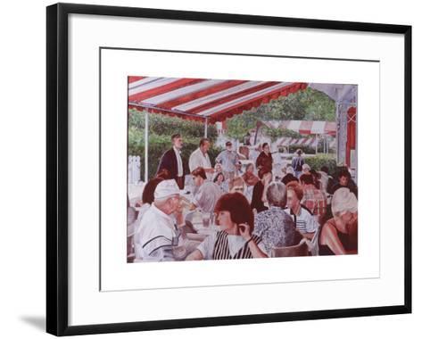 Pendleton Place, Staten Island, New York, 2013-Anthony Butera-Framed Art Print