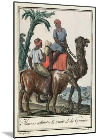 Moores Trafficking Gum-Jacques Grasset de Saint-Sauveur-Mounted Giclee Print
