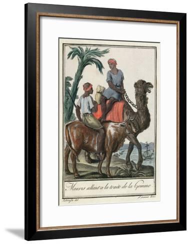 Moores Trafficking Gum-Jacques Grasset de Saint-Sauveur-Framed Art Print