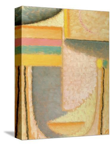 The Last Ray, 1931-Alexej Von Jawlensky-Stretched Canvas Print