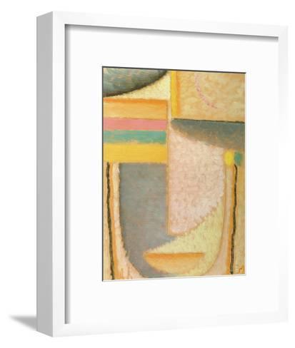 The Last Ray, 1931-Alexej Von Jawlensky-Framed Art Print