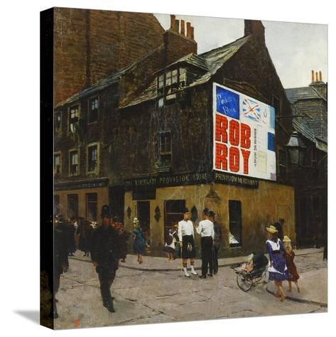 Leith, 1881-Telemaco Signorini-Stretched Canvas Print