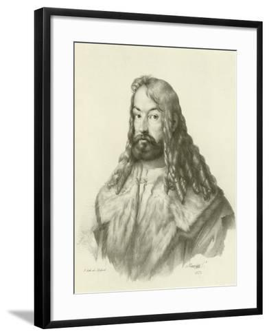 Unidentified Artist--Framed Art Print